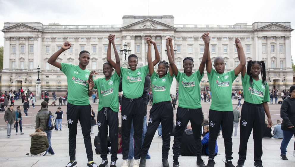 Teams Arrive In England For The Street Child Cricket World Cup